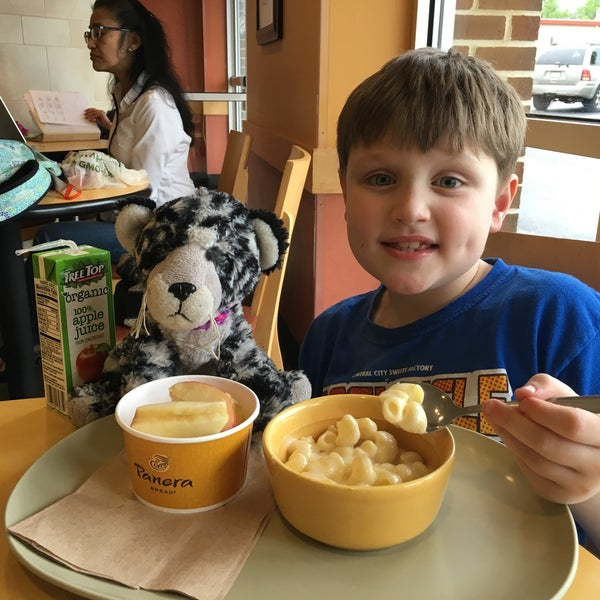 Photo taken at Panera Bread by Monique C. on 5/12/2016