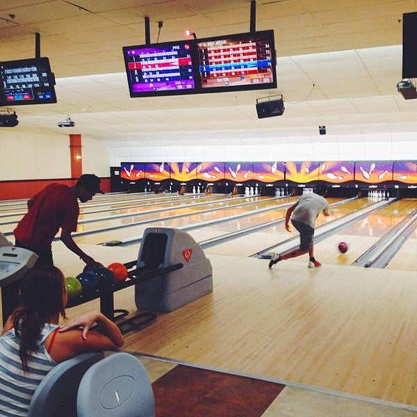 Photo taken at AMF All Star Lanes by Ciera H. on 8/12/2013