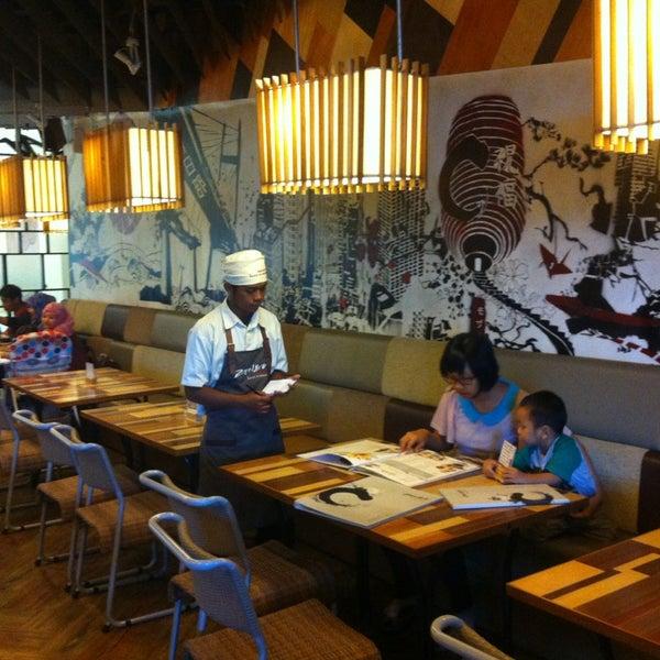 Zenbu Japanese Restaurant Jakarta