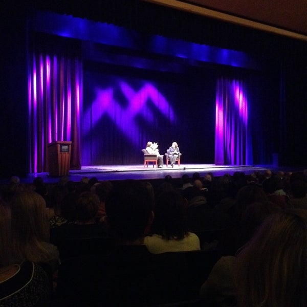 Photo taken at Lisner Auditorium by Katie W. on 3/5/2014