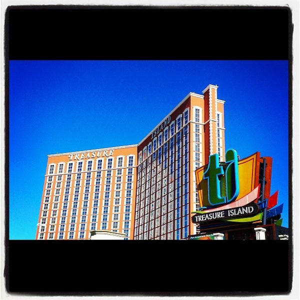 Photo taken at Treasure Island - TI Hotel & Casino by Jay A. on 10/14/2012