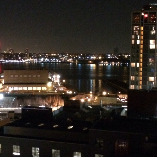 Photo taken at Gansevoort Meatpacking NYC by Susanna M. on 3/1/2014