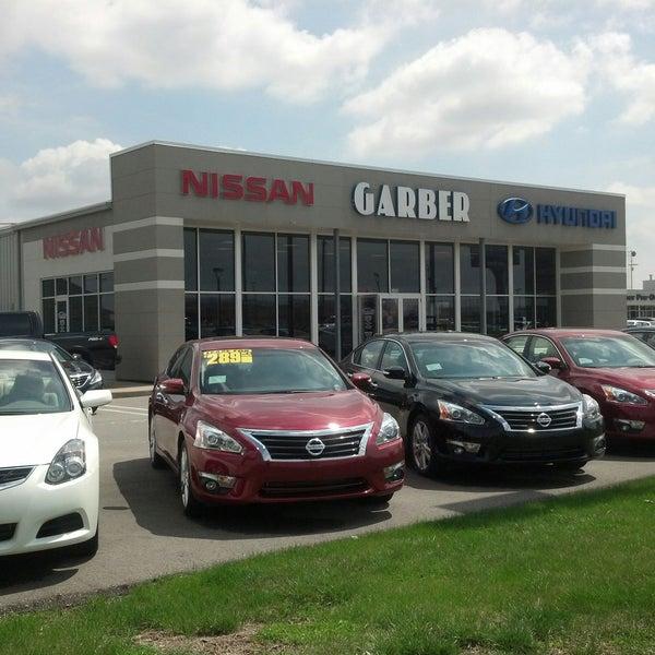 Nissan Dealership Denver >> Garber Nissan Hyundai - Gas Station