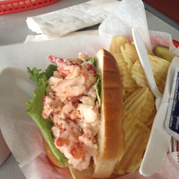 Lobster Rolls in Portland