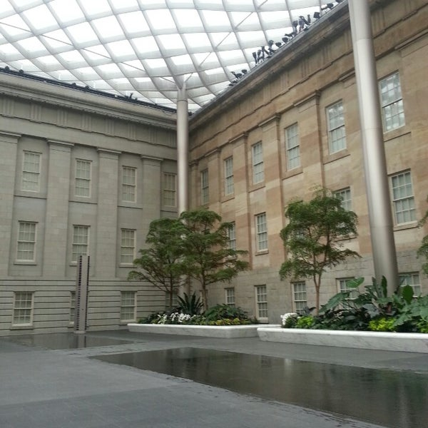 Photo taken at National Portrait Gallery by Asha A. on 7/11/2013