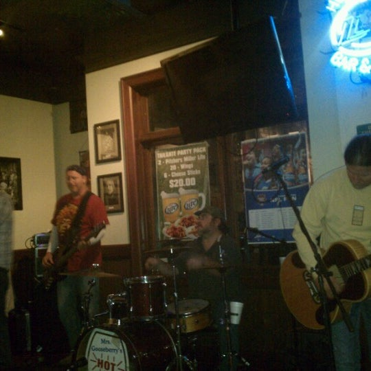 Photo taken at Humphrey's Bar and Grill by David G. on 10/27/2012
