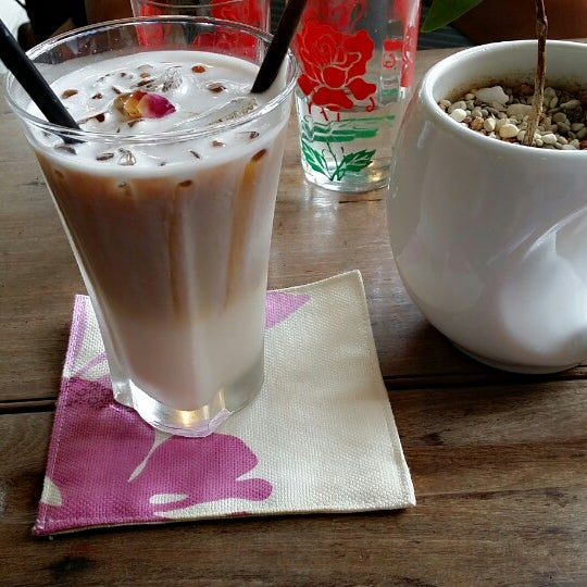 Photo taken at Typica Café by Serene P. on 7/26/2014