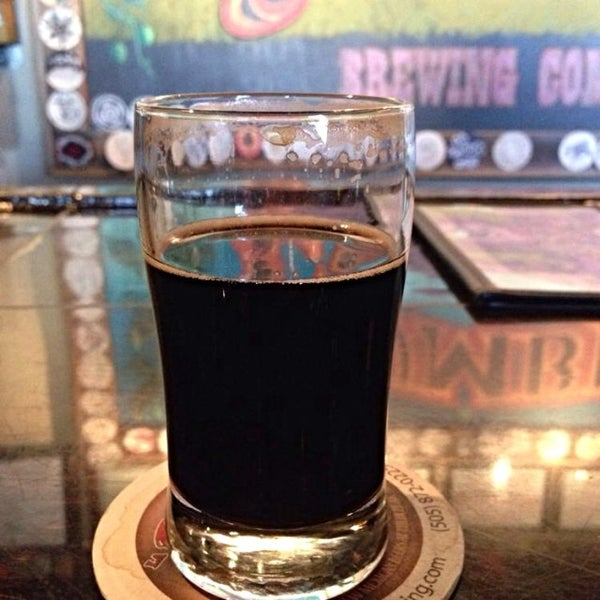 Photo taken at La Cumbre Brewing Company by Brian M. on 3/12/2014