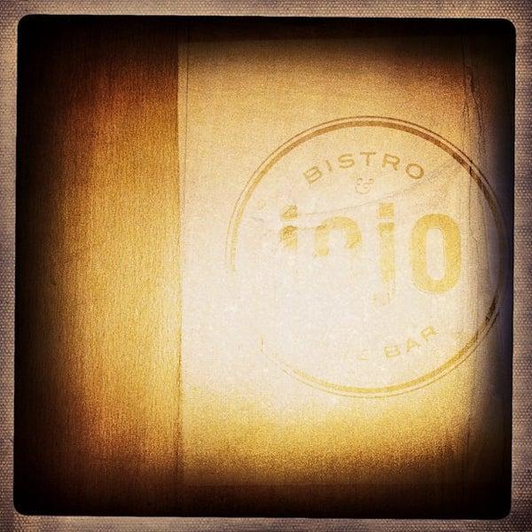 Photo taken at JoJo Bistro & Wine Bar by T.C. P. on 12/15/2012
