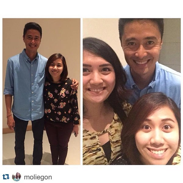 Photo taken at GMA Network Center by Mark Z. on 5/20/2015