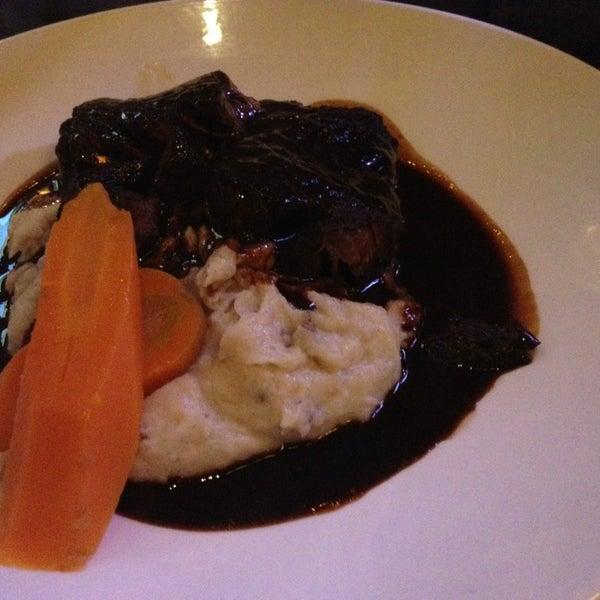 Photo taken at Al Biernat's Prime Steak & Seafood by Tasha K. on 2/18/2013