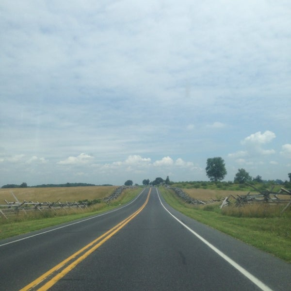 Photo taken at Wheatfield, Gettysburg Battlefield by Ryan B. on 7/20/2014