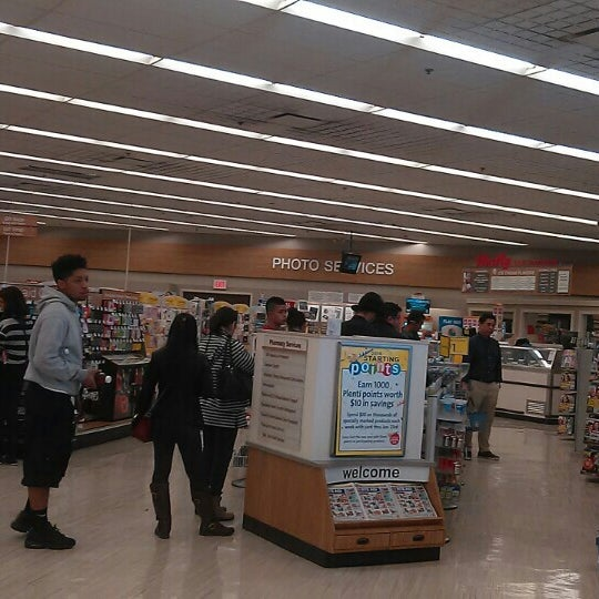 Photo taken at Rite Aid by Sands T. on 1/10/2016