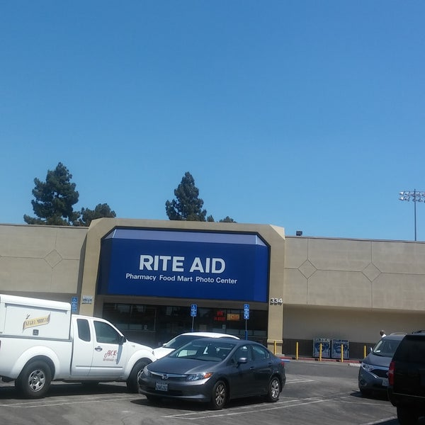 Photo taken at Rite Aid by Sands T. on 8/9/2016