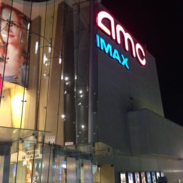Photo taken at AMC Century City 15 by William P. on 2/15/2014