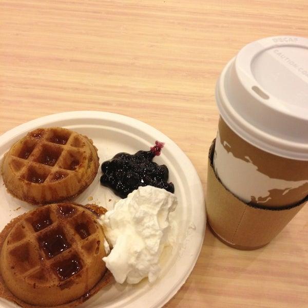 Photo taken at Campus Center Food Court by Kaoru M. on 1/30/2013