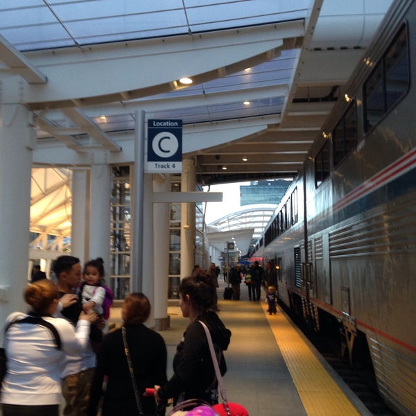 Photo taken at Denver Amtrak (DEN) by Yoshinori H. on 5/25/2015