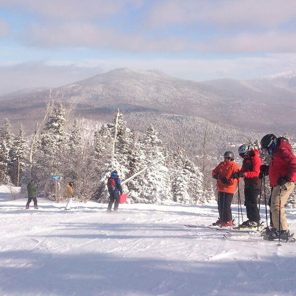 Photo taken at Bretton Woods by Submarina357 on 1/31/2015