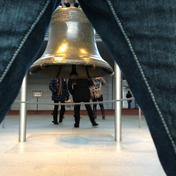 Photo taken at Liberty Bell Center by Marcel B. on 2/1/2013