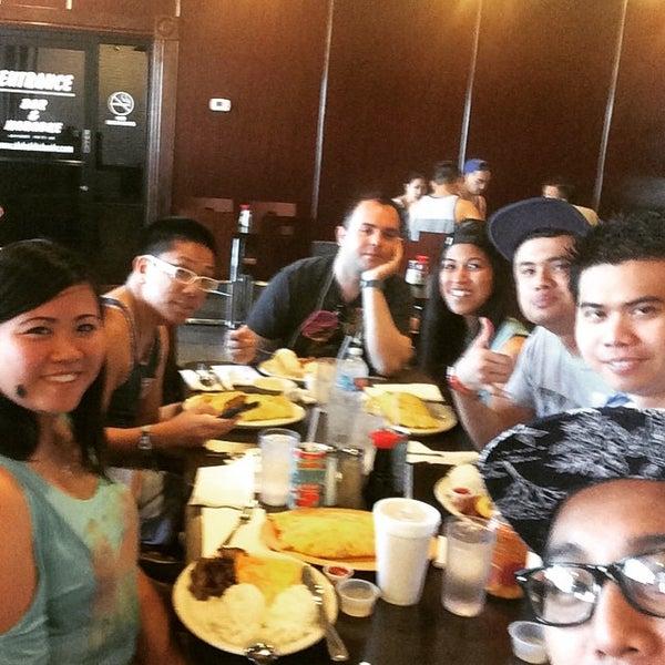 Photo taken at Aloha Kitchen by Caselyn L. on 6/20/2015