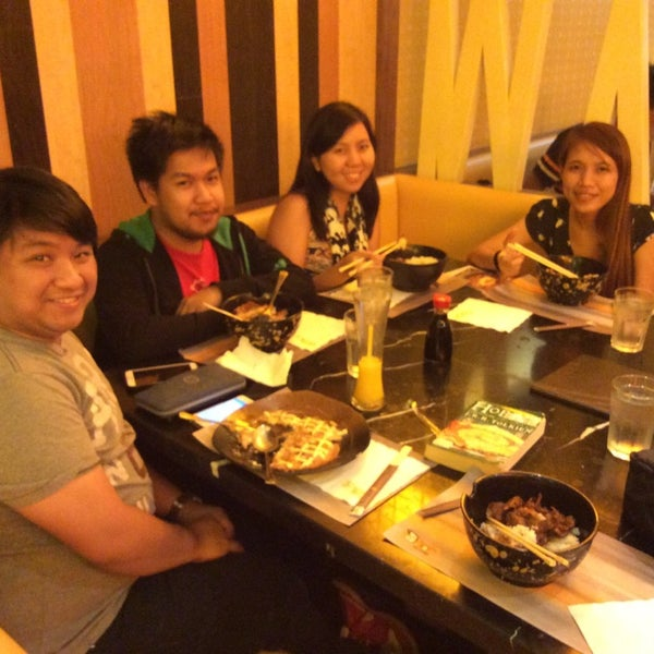 Photo taken at Teriyaki Boy by Tine R. on 5/30/2014