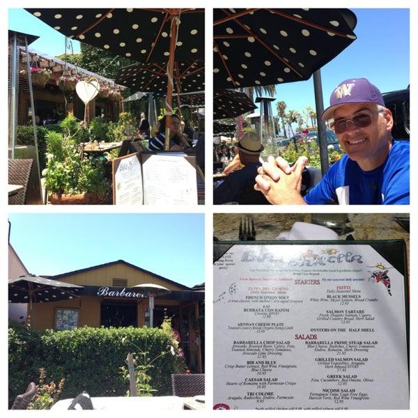 Barbarella Restaurant La Jolla Shores