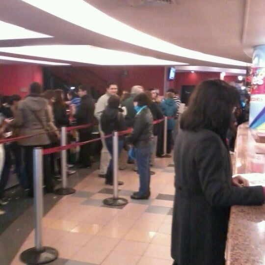 Photo taken at Cine Hoyts by Link129 on 8/19/2012