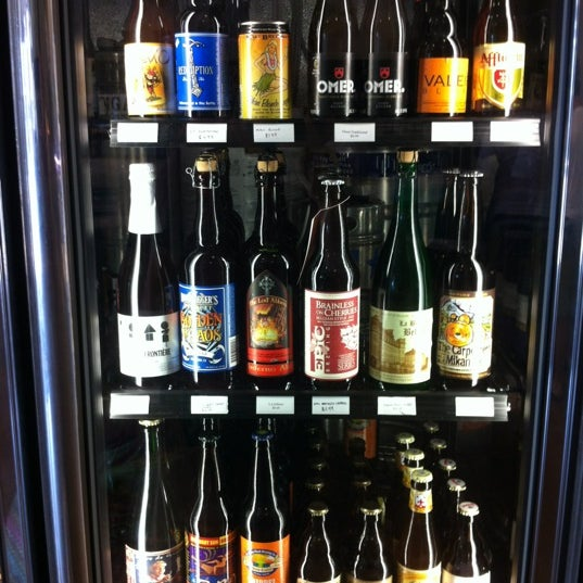 Photo taken at The Bruery Provisions by Steven P. on 9/9/2012