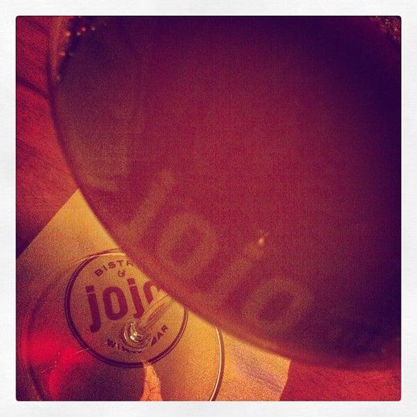 Photo taken at JoJo Bistro & Wine Bar by T.C. P. on 7/4/2012