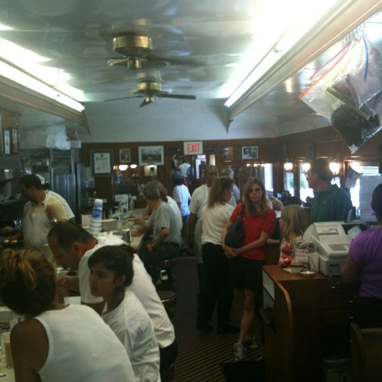 Photo taken at Tastee Diner by Asa B. on 6/30/2012