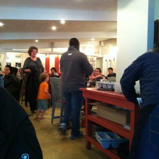 Photo taken at Cafe Roux by Serene L. on 4/30/2012