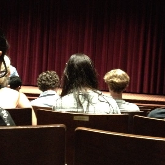 Photo taken at Norris Cinema Theater (NCT) by Reese R. on 9/13/2012