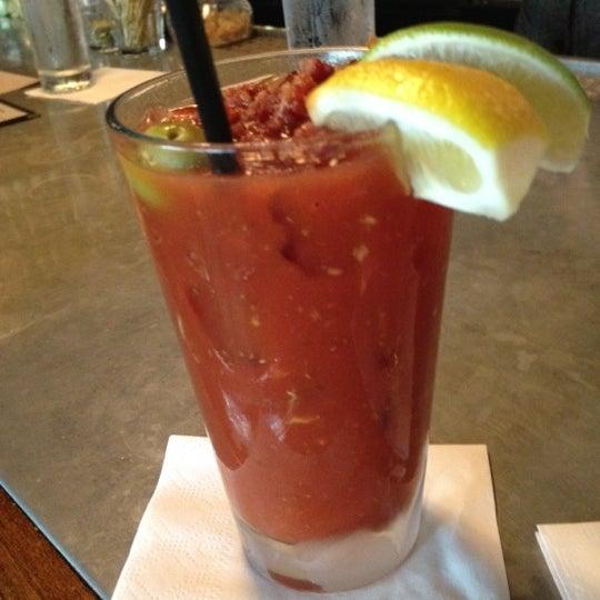 Photo taken at B & B Winepub (Burger & Barrel) by Kris H. on 7/14/2012