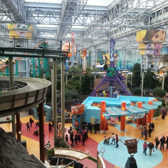 Photo taken at Mall of America by Magdalena S. on 11/23/2012