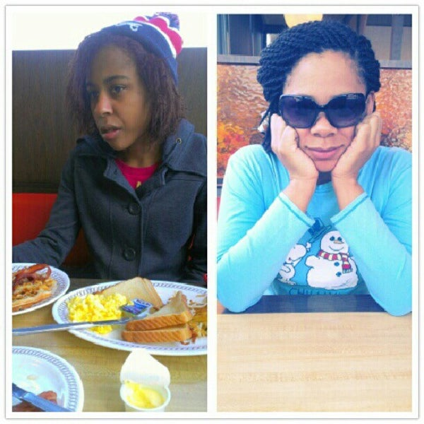Photo taken at Waffle House by Panama S. on 1/26/2013