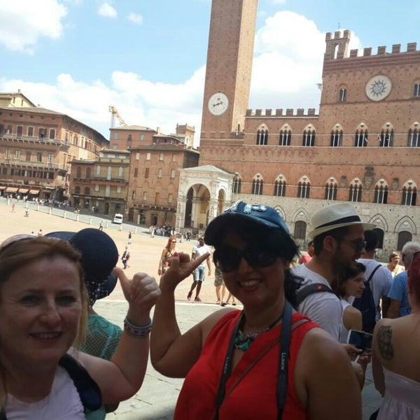 Photo taken at Siena by Gülşah on 7/28/2015
