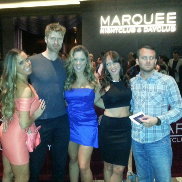 Photo taken at Marquee Nightclub & Dayclub by Eddy L. on 3/9/2014