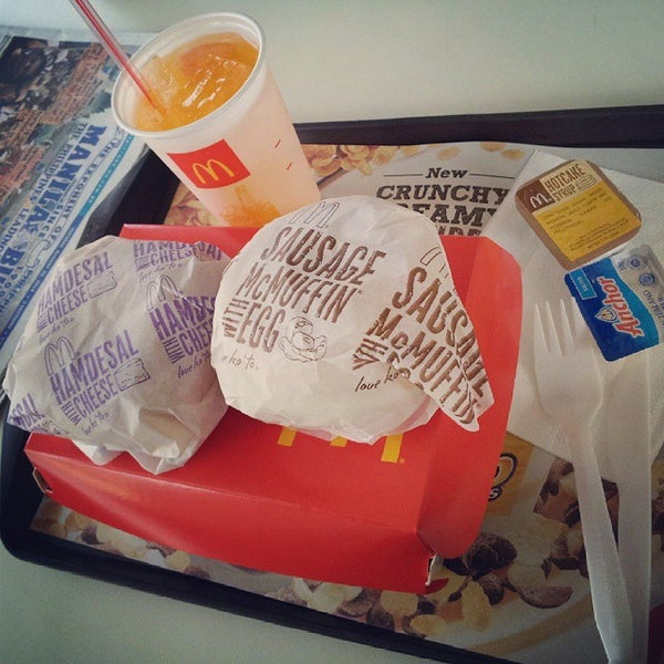 Photo taken at McDonald's by Gabriel d. on 8/25/2014