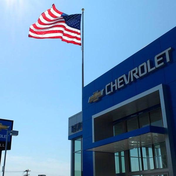Chevrolet Dealer Nearby: Rydell Chevrolet
