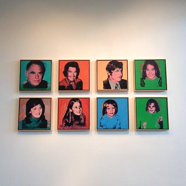 Photo taken at Bechtler Museum of Modern Art by Tiffany S. on 4/18/2013