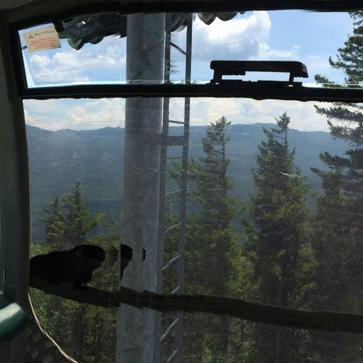 Photo taken at Whiteface Mountain by Kama P. on 7/29/2015