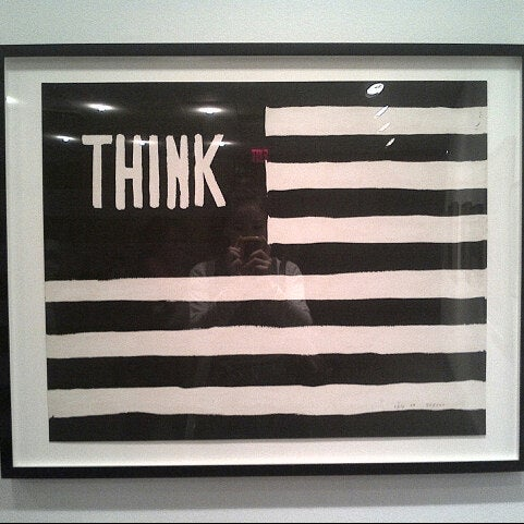 Photo taken at Whitney Museum of American Art by ELIANA on 5/24/2013