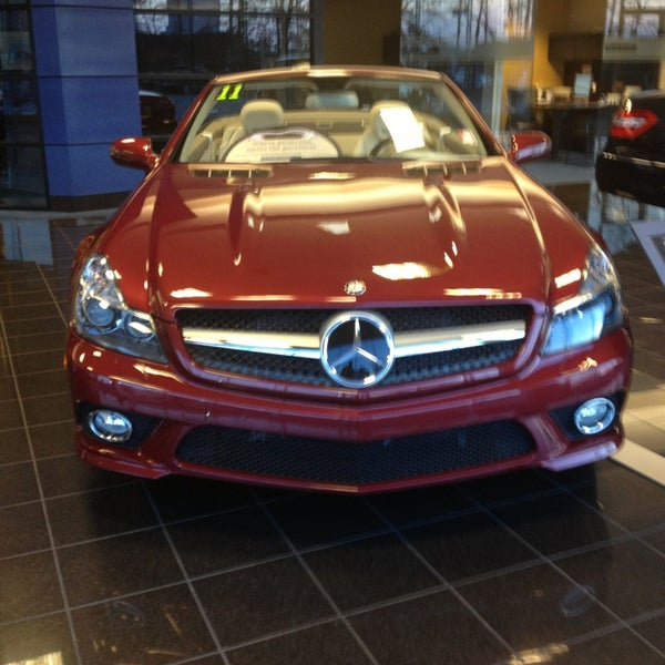 Mercedes benz of memphis auto dealership for Memphis mercedes benz