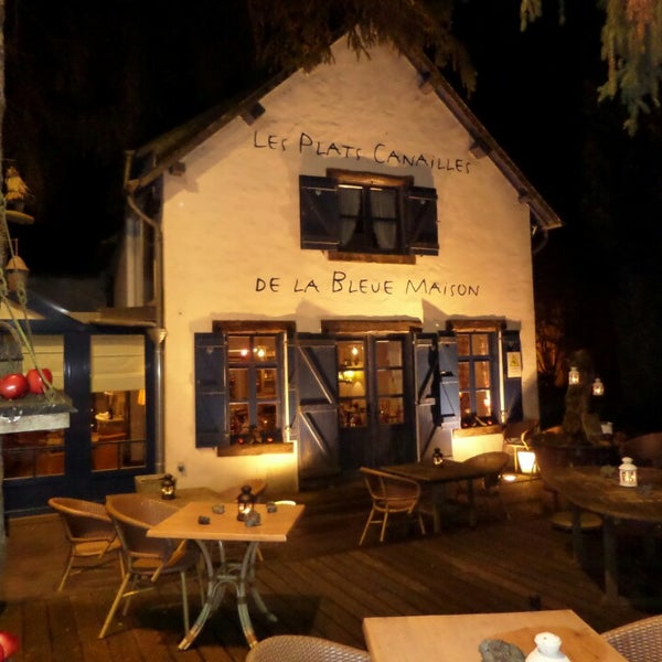 Les plats canailles de la bleue maison for Adresse de la maison bleue san francisco
