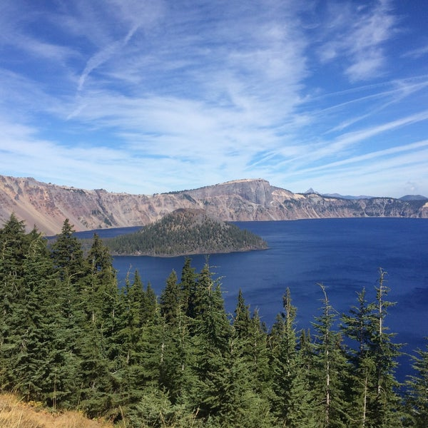 Photo taken at Crater Lake National Park by Olesia K. on 9/29/2016