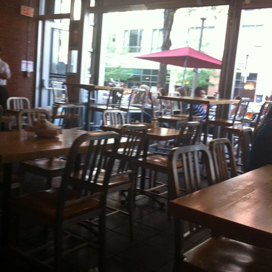 Photo taken at Boston Beer Works by Allison F. on 8/23/2012