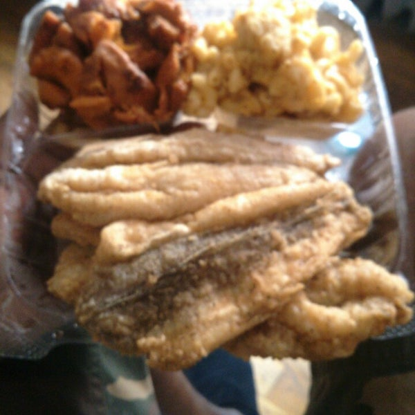 Bed stuy fish fry downtown brooklyn 13 tips from 216 for Bed stuy fish fry