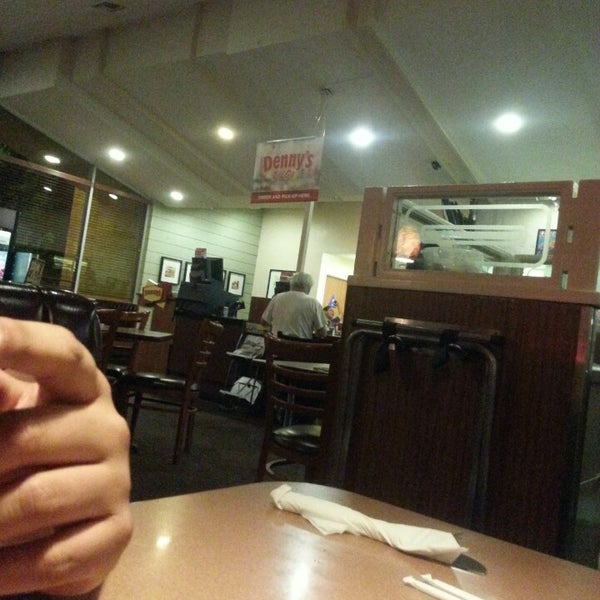 Photo taken at Denny's by Nathan M. on 6/17/2013