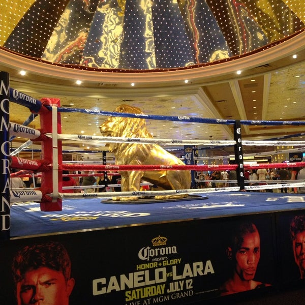 Photo taken at MGM Grand Hotel & Casino by Zarah P. on 7/11/2014