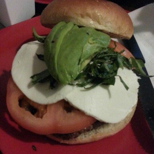 Photo taken at G Burger by Bane on 1/16/2013